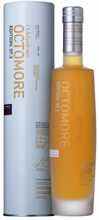 Octomore Scotch Single Malt 7.3 Islay Barley 750ml